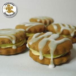 Lemon Drizzler Biscuit