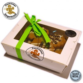 Chunky Ginger Gingerbread - Boxed