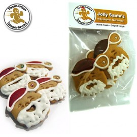 Jolly Santa's - Bagged
